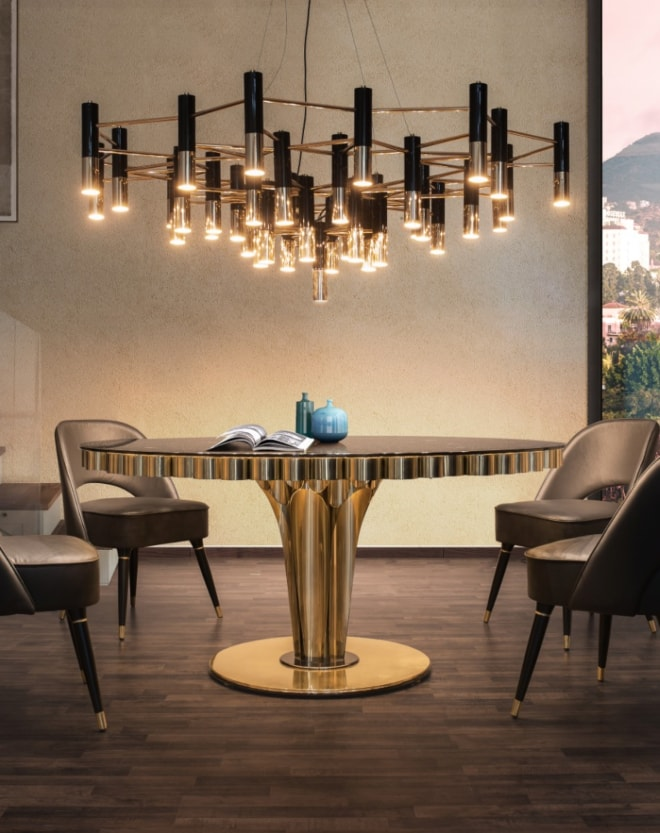 Top 5 Suspension Lamps To Give The Light To Your Dining Room Project!