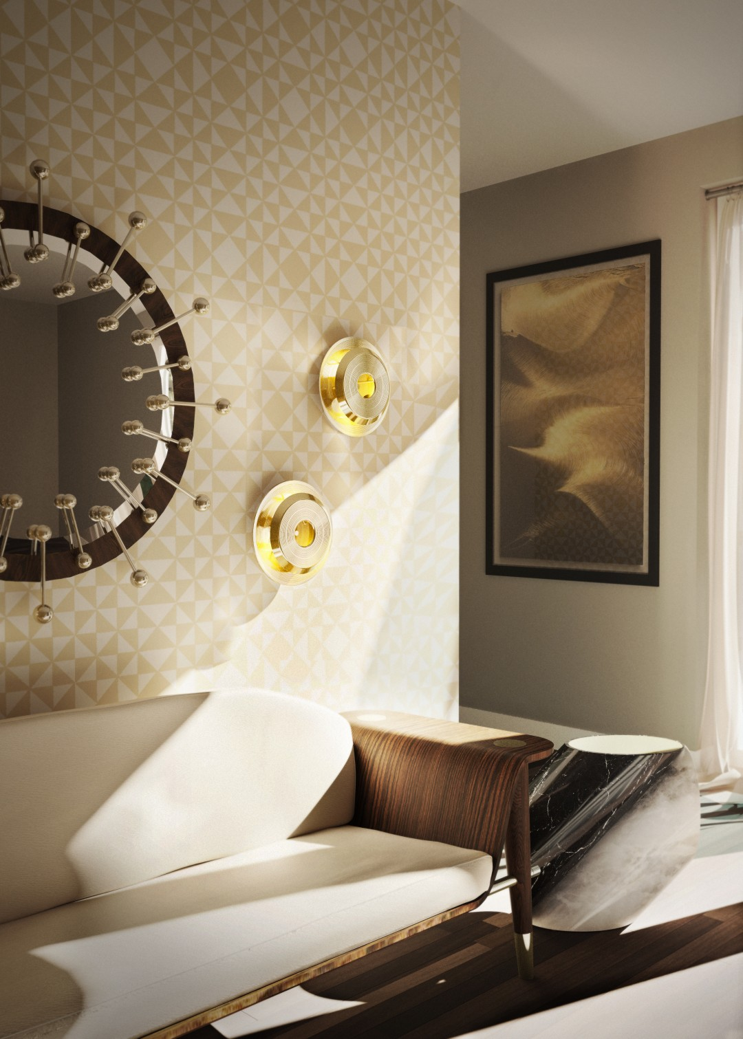 The Best Modern Wall Lamps To Elevate Your Home Decor! 15