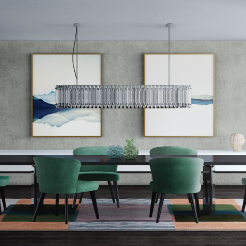 Top 5 Most Iconic Mid-Century Lamps To Your Dining Room!
