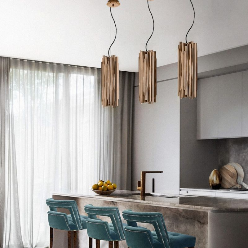5 Mid-Century Lighting Trends To Empower Your Dining Room Project!