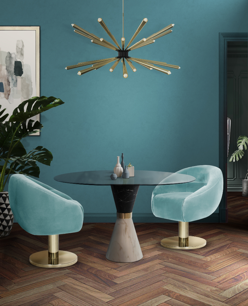 How To Create A Dining Room That Works For Your Mid-Century Home