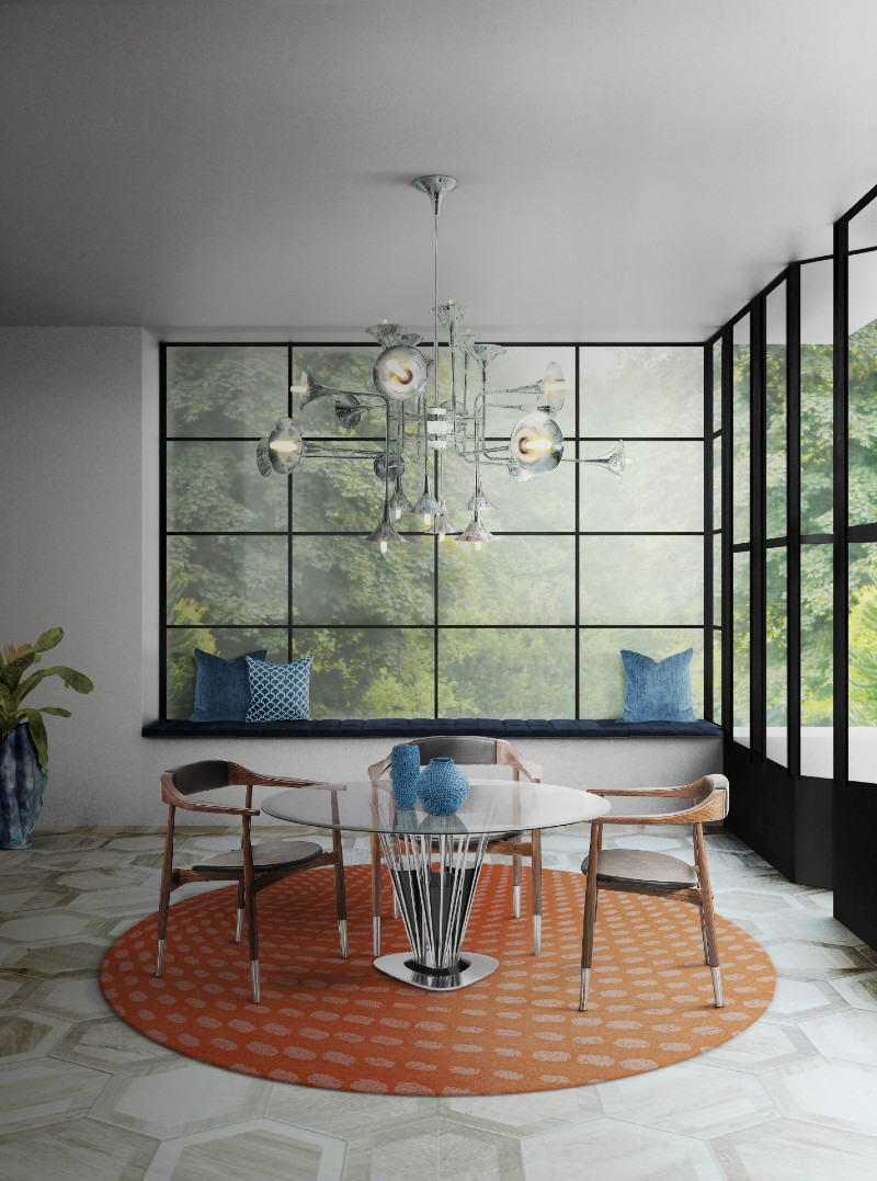 How To To Jazz Up Your Mid-Century Dining Room Design?