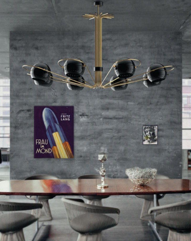 5 Expert Tips To Use Mid-Century Lamps In Your Dining Room Renovation