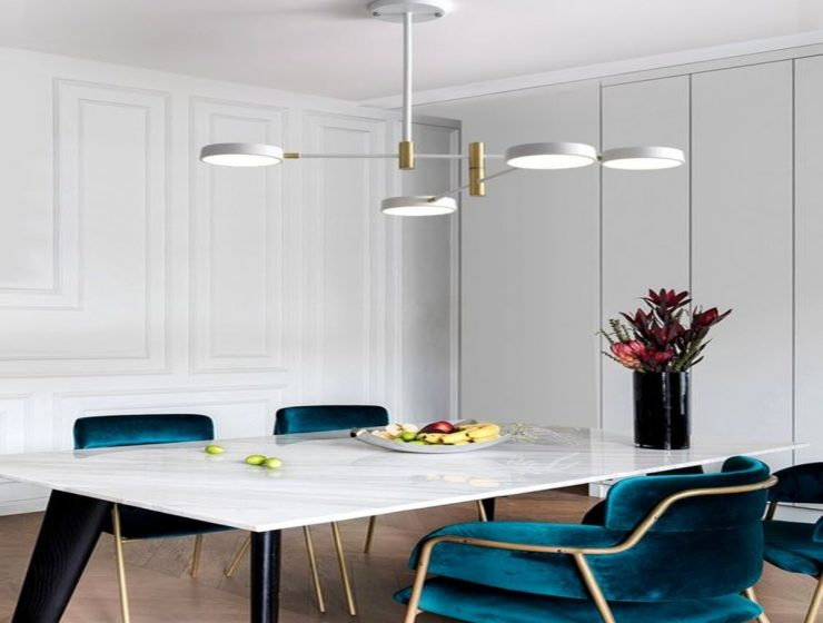 5 Eye Catching Pendant Lamps That Will Empower Your Dining Room