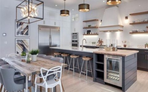 5 Kitchen Design Ideas to Empower Your Mid-Century House