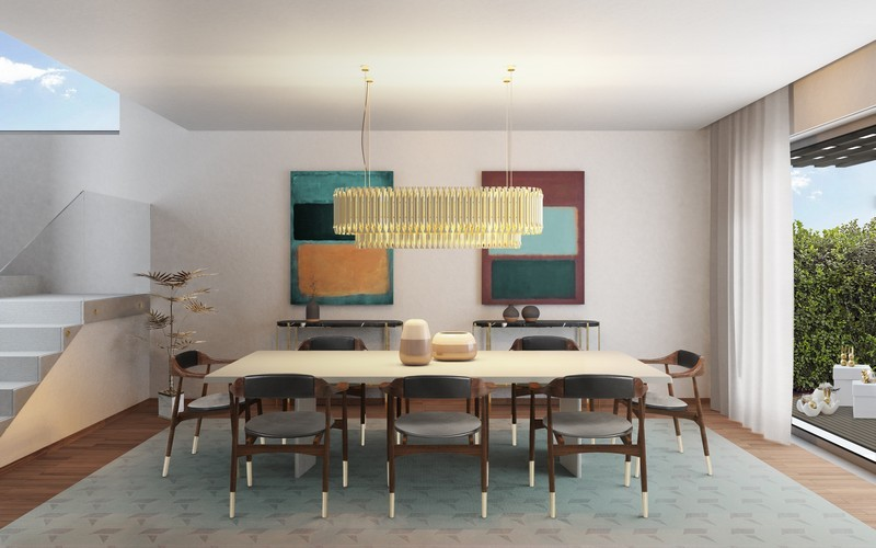 3 Tips To Create A Mid-Century Dining Room Design Like An Expert!