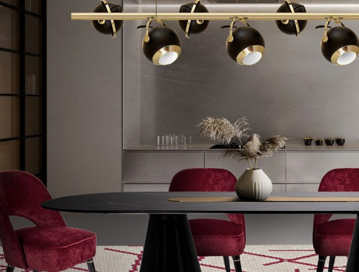 Get To Know The New Mid-Century Lighting Design For Your Dining Room!