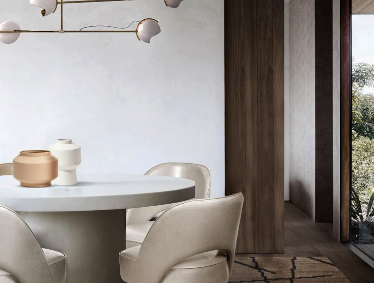3 Amazing Dining Room Projects By Italy's Best Interior Designers