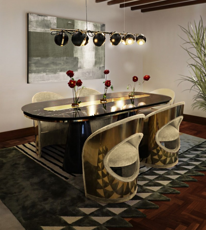 Highlight Your Dining Space Like A Best Interior Designer With These 5 Useful Tips!