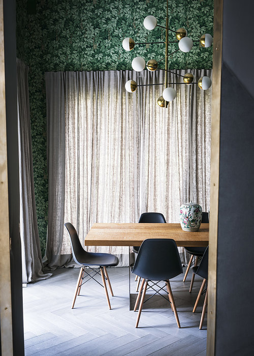 Recreate Studiopepe's Dining Room of Milano Townhouse in just 4 Easy Steps!