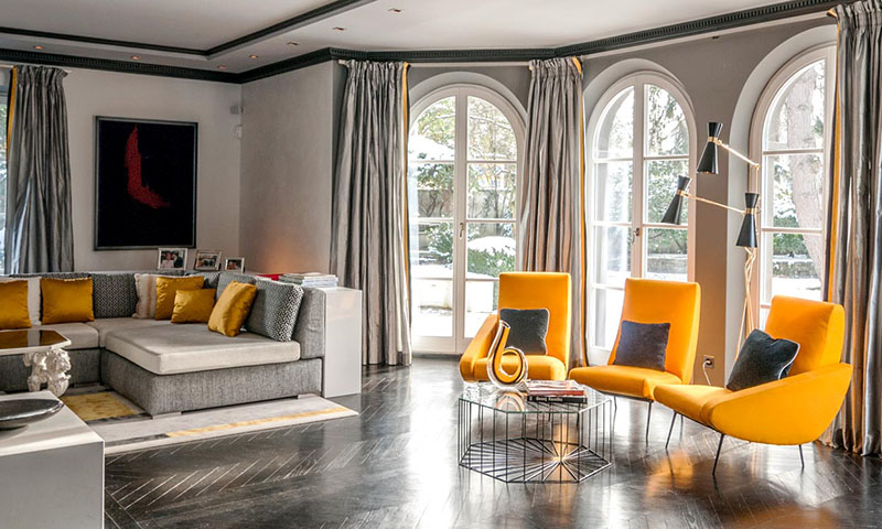Munich Interior Designers – TOP 20