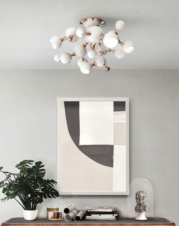 Ceiling Light Fixtures That'll Elevate Your Dinner Parties