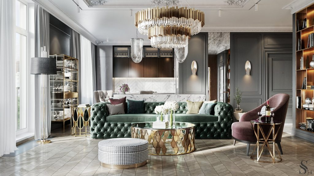 Discover The Best Design Projects in St Petersburg!