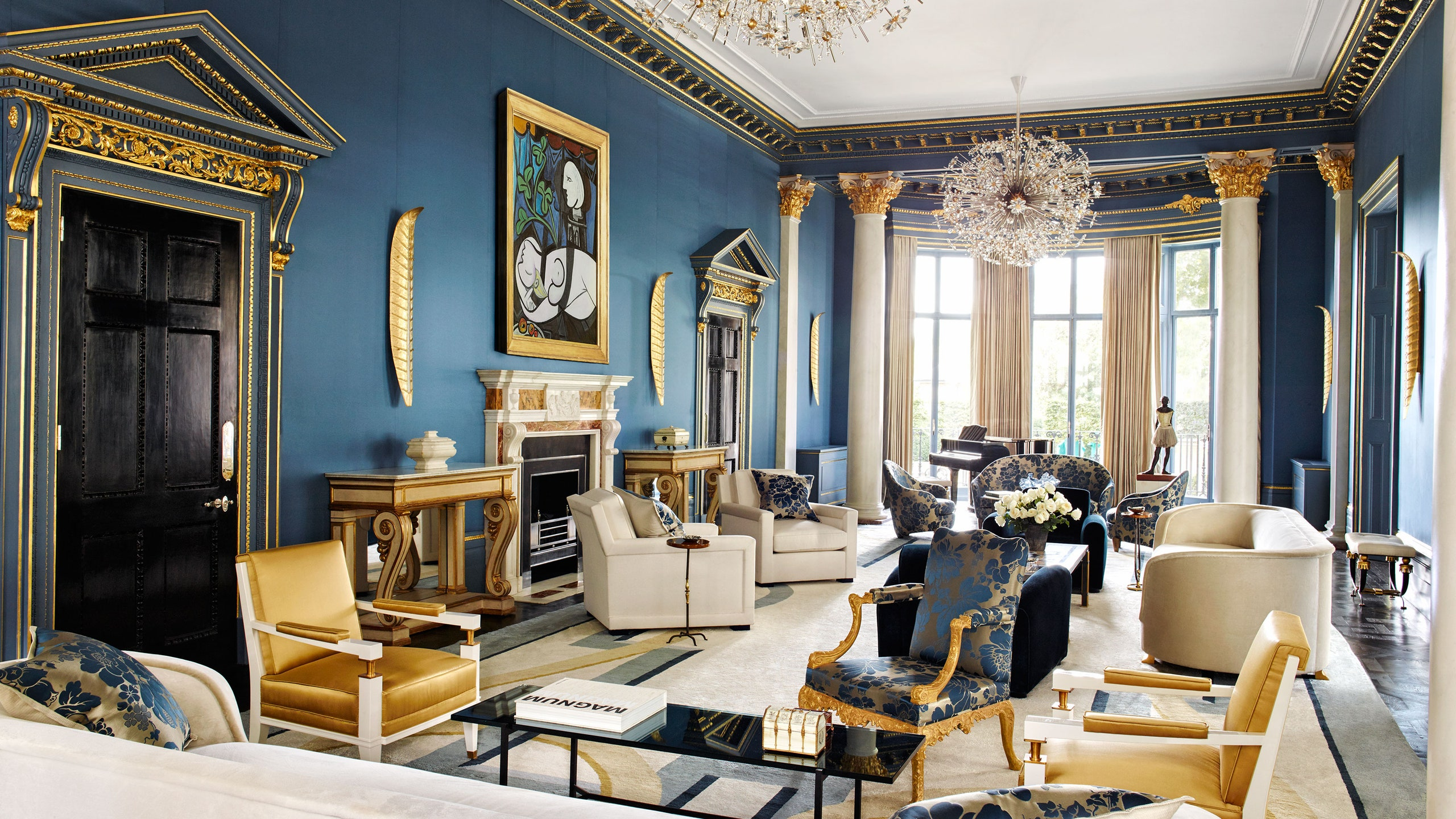 Here You'll Discover The Most Outstanding Interior Projects of Haynes-Roberts! Take a Look Inside!