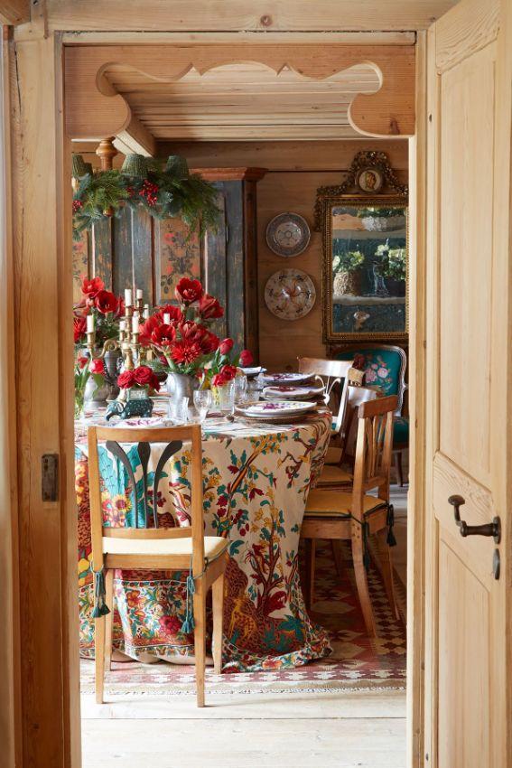 Michelle Nussbaumer Design The Glamorous Dining Room Ideas
