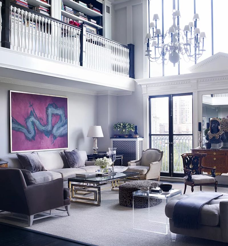 Richard Keith Langman, Creating Eclectic & Classic Interiors Easily