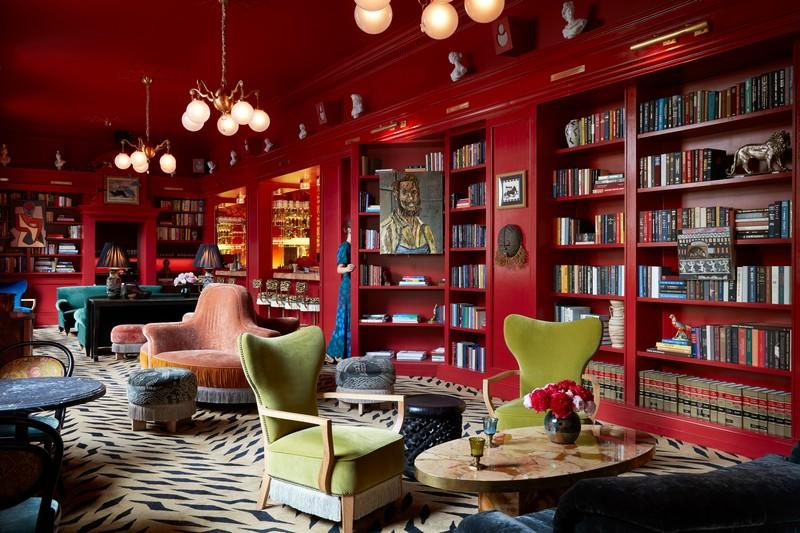 Interior Design As A Narrative By Studio Shamshiri