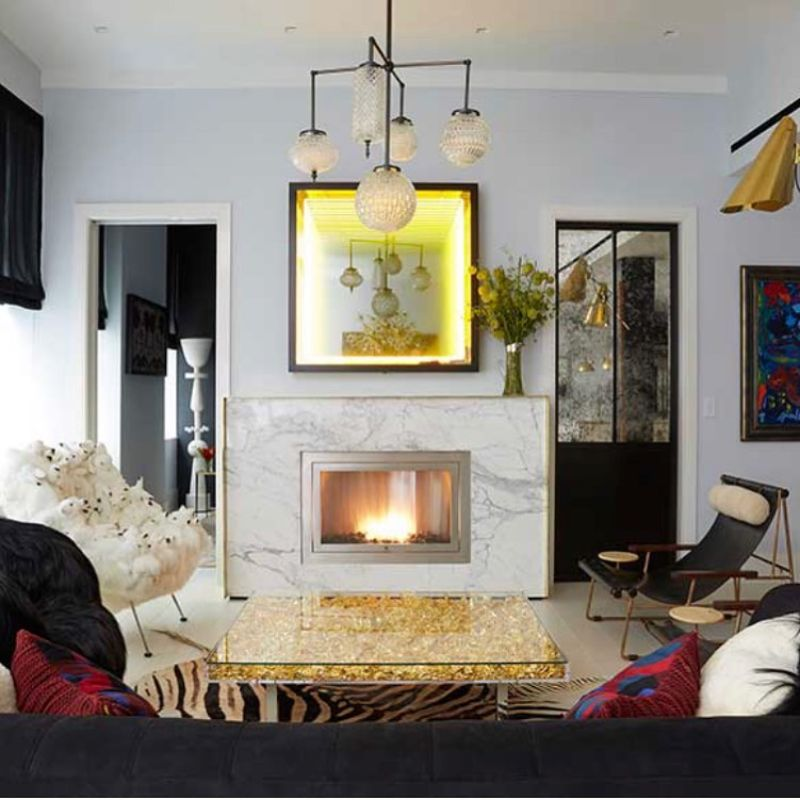 Fawn Galli Interiors Inspirations for Fresh Modern Room Styles