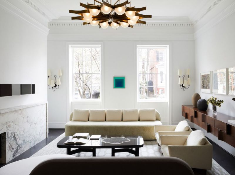 Leroy Street Studio, Unique Living and Dining Room Trends