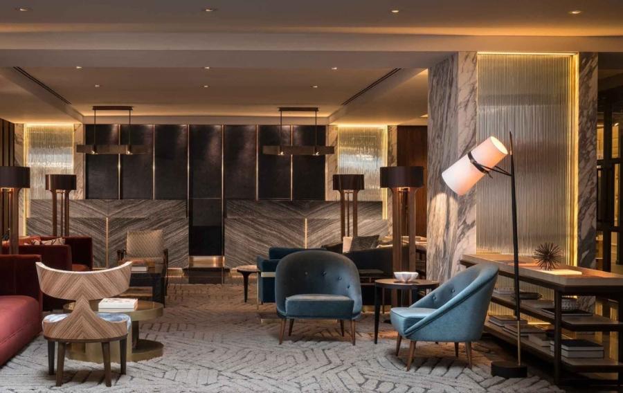 Meyer Davis, Unique Interior Design Projects