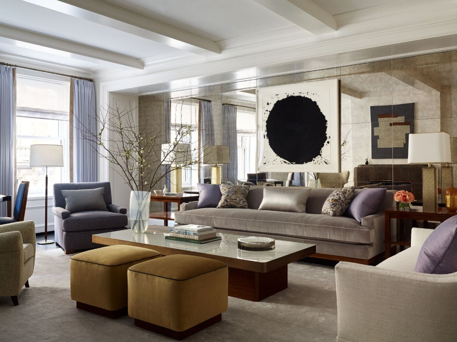 Traditional and Modern Design Ideas by Sawyer Berson
