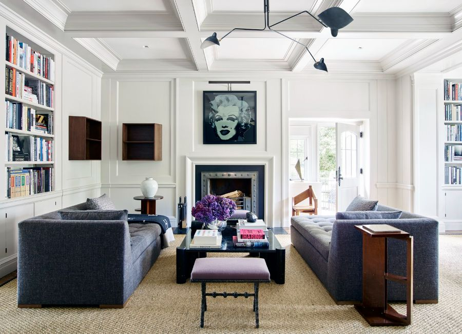 High-End Residential Projects by Interior Designer Mark Cunningham